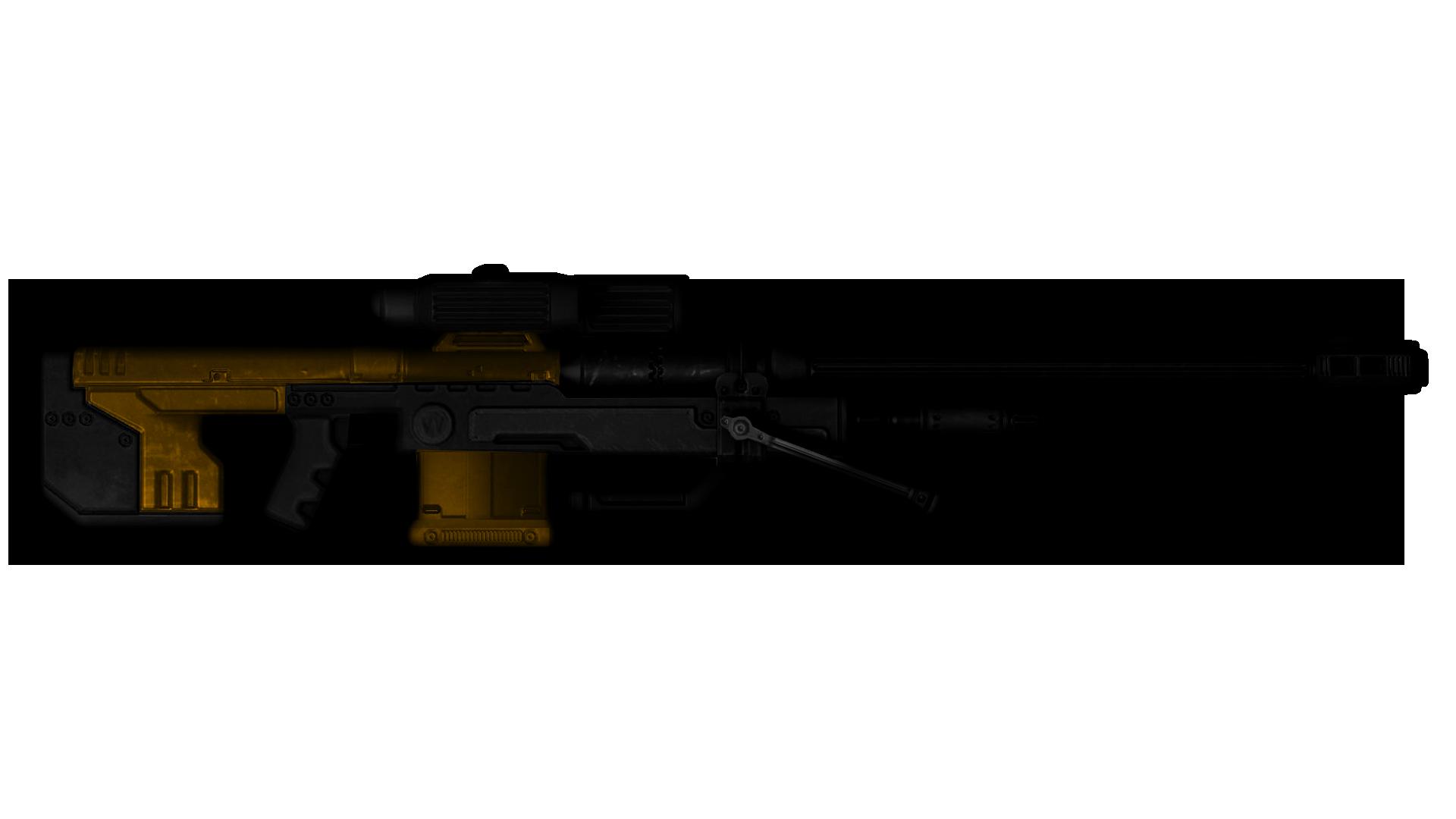 Jacob's Sniper Rifle